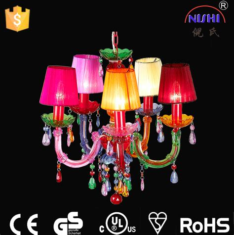 Acrylic Chandeliers Wholesale Factory Wholesale Colorful Acrylic Chandelier Light With Ul Approval Ns 120071m Buy Colorful