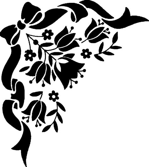 Islamic Wall Stickers flower vector design png clipart best