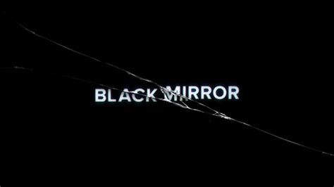Black Mirror Font | black mirror 2011 art of the title