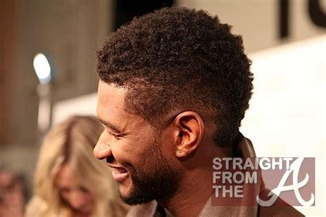 usher afro fade haircut 22 best images about men hair on pinterest men curly