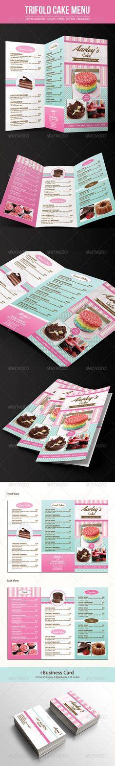 Bakery Business Card Sles