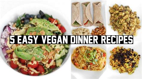 a make ahead vegetarian dinner party from ina garten ina garten five easy healthy vegan dinner recipes eat magazine