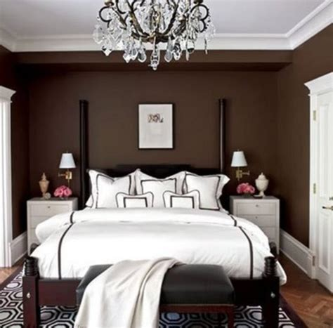 chocolate brown bedrooms inspiration ideas