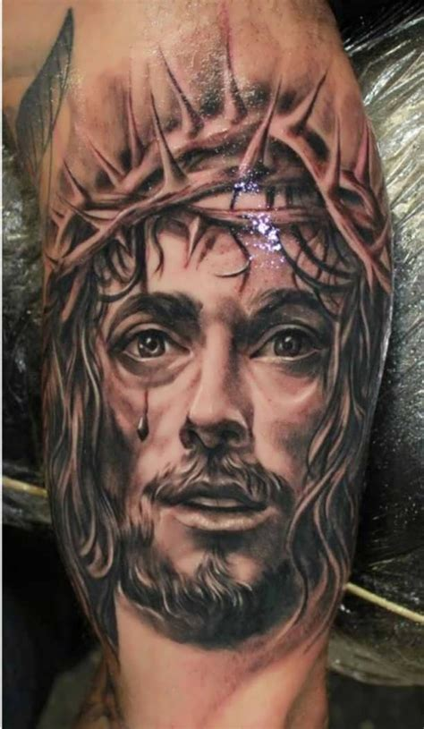 best 25 ideas on jesus forearm