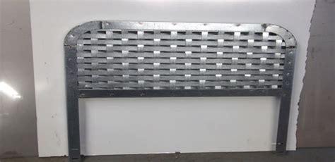 Sheet Metal Headboard by General Sheet Metal Works Inc Custom Metal Fabrication
