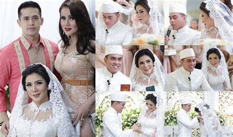 Baju Anak Olla Ramlan cynthia ramlan akhirnya resmi menikah lagi kabar berita artikel gossip wowkeren