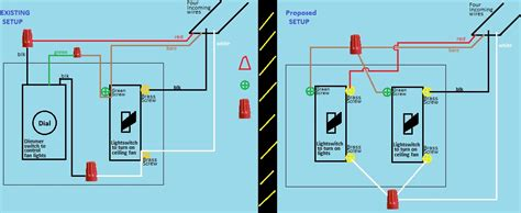 replace dimmer switch  normal switch doityourself