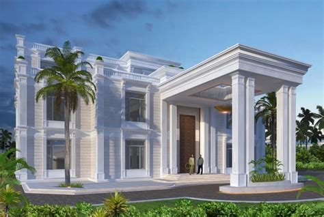 klassische moderne architektur tz bungalow this villa blends classical and