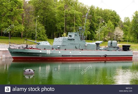 armored boat shmel river guard artillery armored boat exposition of