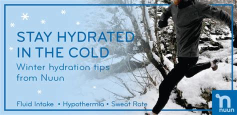 hydration winter winter hydration tips fleet santa rosa
