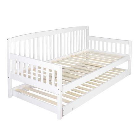 Sofa Bed Frame Wooden Sofa Bed Frame Single White Sales