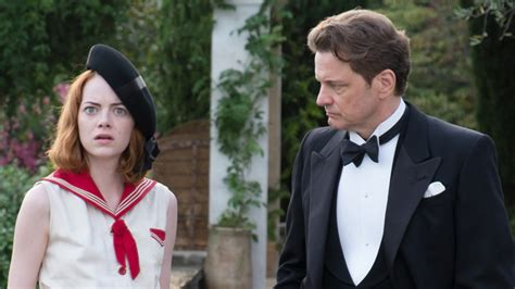 film emma stone colin firth magic in the moonlight colin firth on acting pygmalion