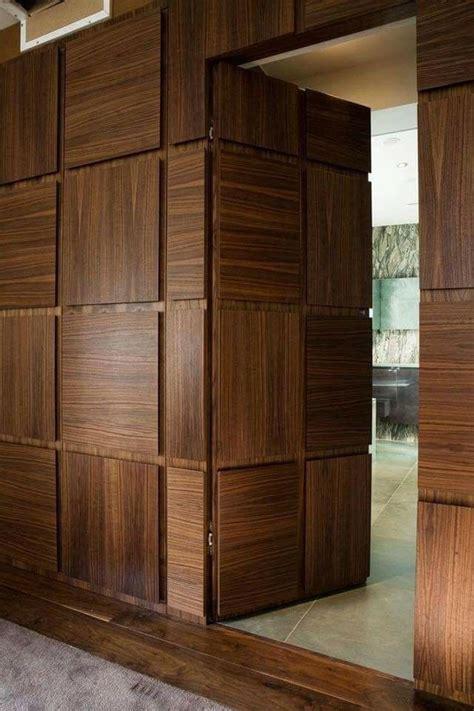 hidden doors love wooden door design main door design