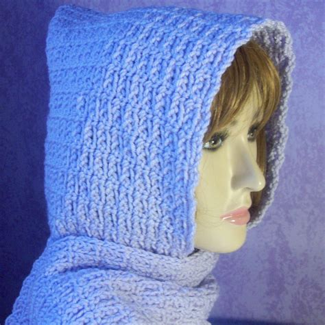 you to see beginner chain stitch hooded scarf on craftsy