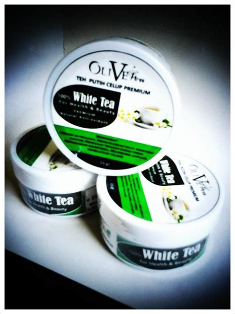 Teh Pucuk Agen teh putih white tea indonesia