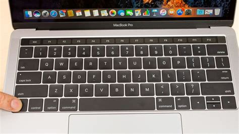 Apple Macbook Pro 13 With Touch Bar Touch Id 256gb Mlh12id A apple macbook pro with touch bar review second screen