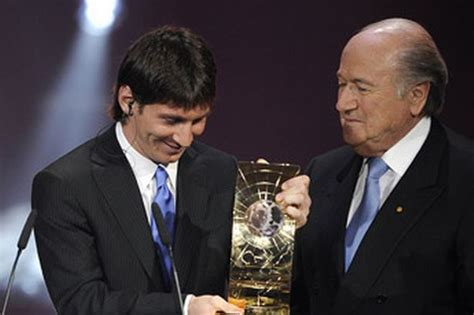 Fifa World Player Of The Year Also Search For Opinions On 2009 Fifa World Player Of The Year
