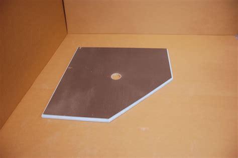 Tile Ready Shower Bases by Custom Shower Pan Ready For Tile Custom Shower Pan For