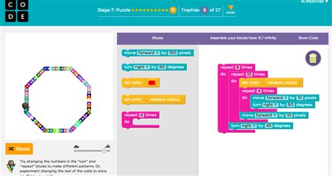 coding answer code org stage 7 artist 2 drawing using functions chez