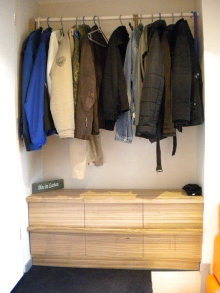 Garderobe In Wandnische by Flur Diele Afrika Flur Wohnung Lange Gesucht Immer