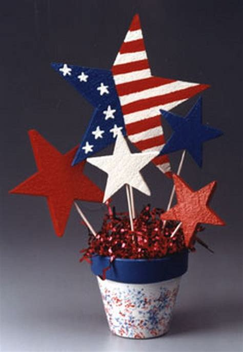 July 4th Table Decorations by July 4th Diy Decorating Ideas 4th Of July Easy Table