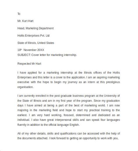 cover letter sample student cover letter internship engineering