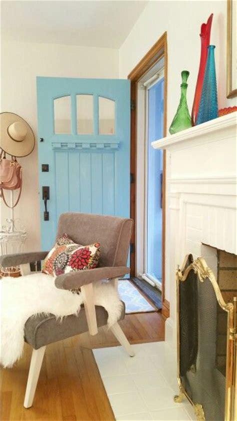 sherwin williams rapture blue front door