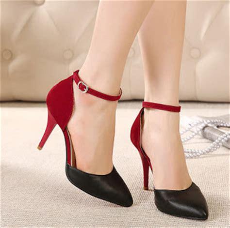 Heels Tali Tengah 21 jenis dan model sepatu terbaru untuk cewek modis bitebrands