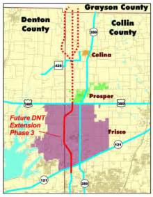 tollway authority map mobility projects