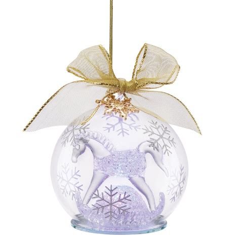 lenox 2015 baby s 1st first christmas crystal ornament