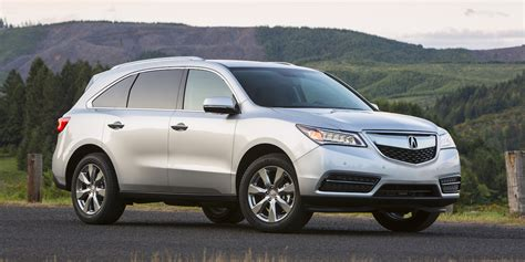 Acura Suv Reviews 2016 Acura Mdx Best Buy Review Consumer Guide Auto