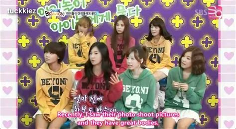 Kaos I Am Generation Snsd snsd the funniest part 2