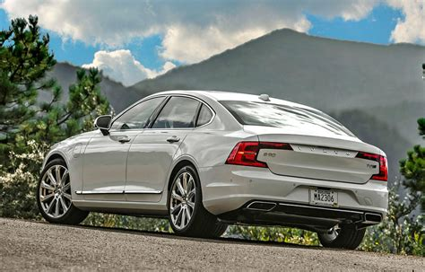 volvo sedan volvo s s90 sedan is stretched to near limo length for
