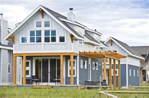 houses with tin siding metal siding modern home home modern