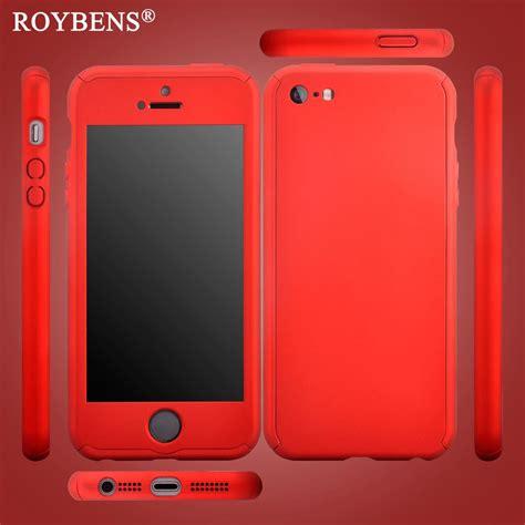 Hardcase Iphone 5 5 S Se 360 Iphone roybens luxury coverage of 360 degree for iphone