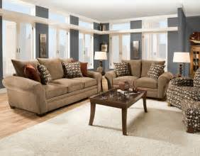 Family Room Furniture by Ginger Snap Living Room Set Contemporary Living Room