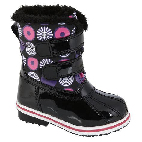toddler winter boots athletech toddler s azura 2 winter snow boot multi