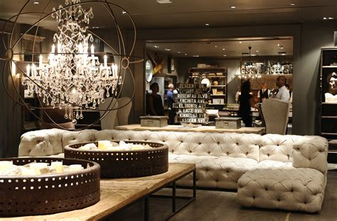 home design and restoration restoration hardware opens west hollywood flagship