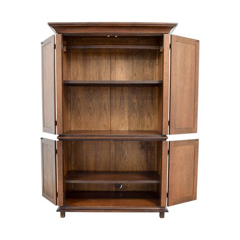 armoire with hanging space wardrobes armoires used wardrobes armoires for sale