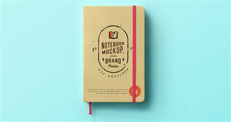 Classic Psd Notebook Mockup   Psd Mock Up Templates   Pixeden