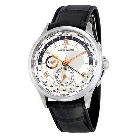 maurice lacroix masterpiece tradition worldtimer s