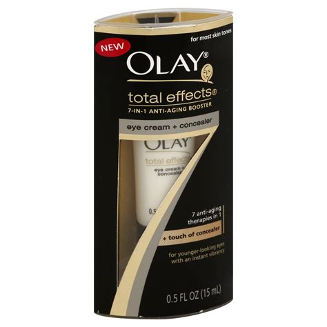 Olay Total Effect 7 In 1 Eye olay total effects 7 in 1 eye concealer 5 fl oz