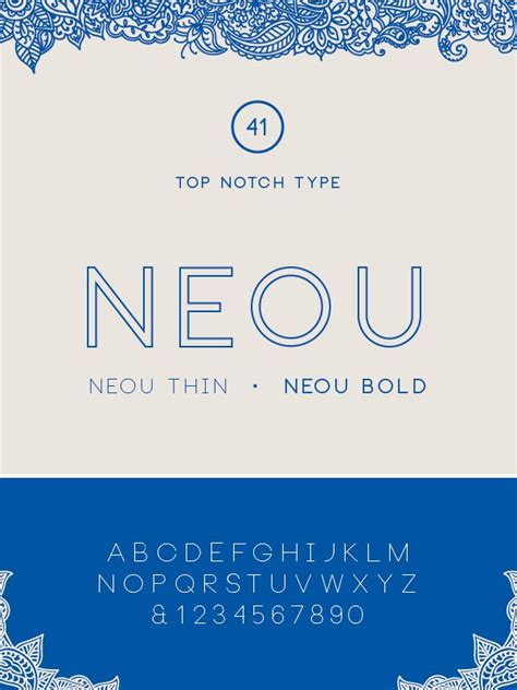 dafont thin fonts font neou number of styles 2 thin bold classification