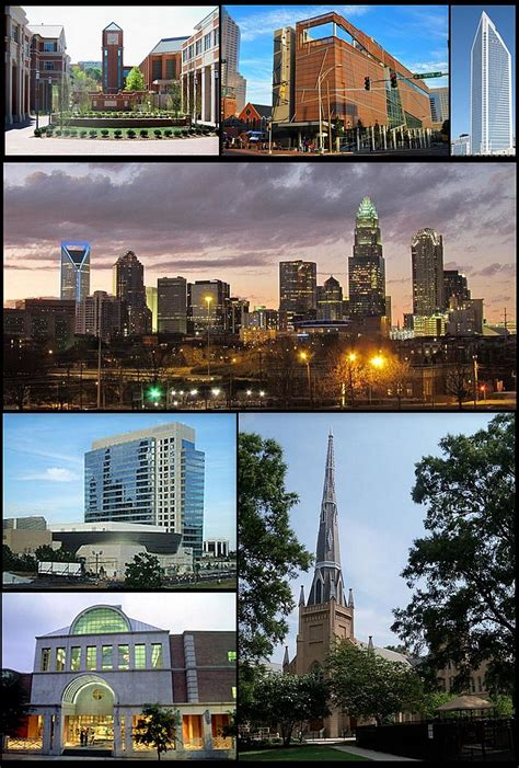 new churches in charlotte nc