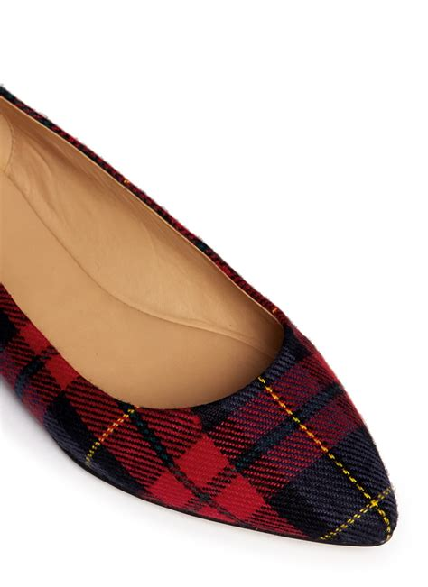 Plaid Flats plaid flat shoes 28 images s shoes lucky brand edison