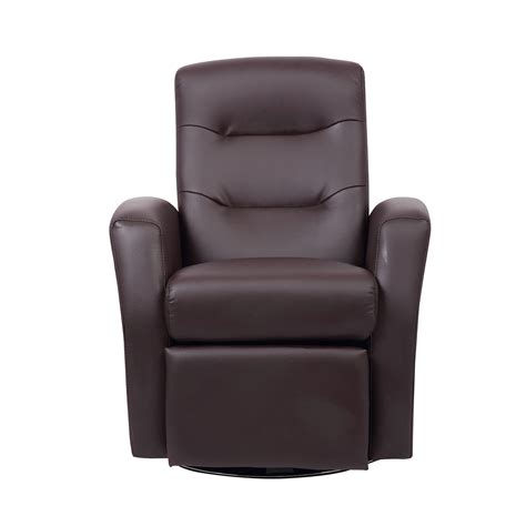 childrens leather recliner childrens luxurious recliner chair with swivel action seat