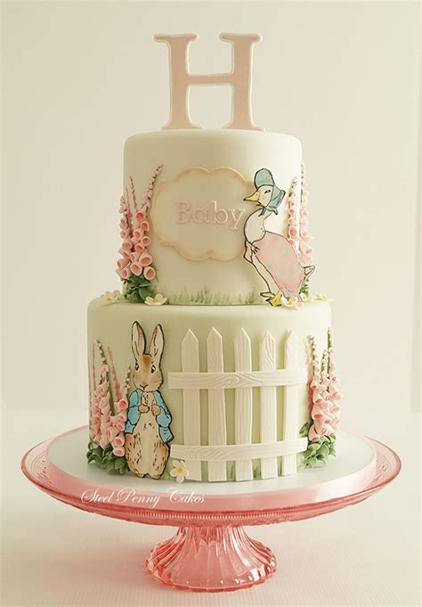 Beatrix Potter Baby Shower beatrix potter baby shower cakecentral