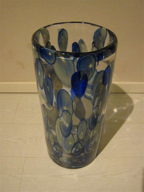 Sticks In A Vase by Big Vase Or Umbrella Stand Or Sticks In Murano Glass By