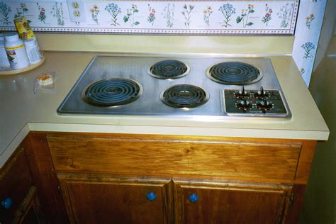 Countertop Stove Tops by Pics For Gt Countertop Stove