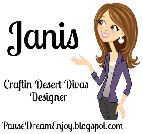 Miss Janis Purple pause enjoy cdd sneak peek for november release